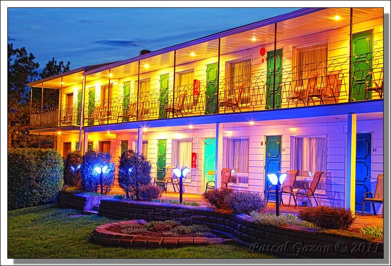 Une Nuit au Motel