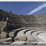Les Ruines de Pompéi