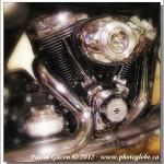 Harley #6…Du Chrome